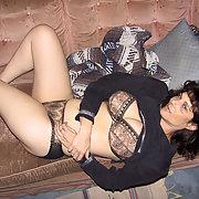 Lacey Bra & Panties