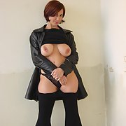 Being Naughty in Black - Part 2