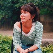 Susanne posing for pics