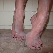 Just some sexy toes I have sucked and licked on foot fetish