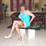 Carlatv lingerie in blue