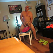 Phil BC Canada Love to Show Off and Have Fun Cumming on Camera
