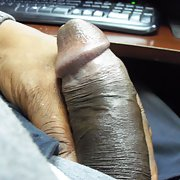 Playing with my dick late at night, I'm so fucking horny