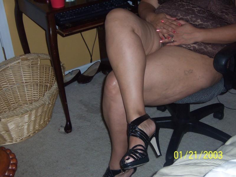 My wifes sexy legs
