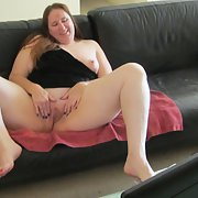 Me watching the cam for fun for all BBW masturbating online web