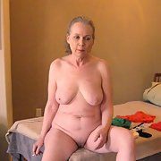 Mount me jerk off to this old lady fuck bag wanting some more