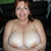 Busty bbw slut wife showing off her chubby body and giving her hubby a treat