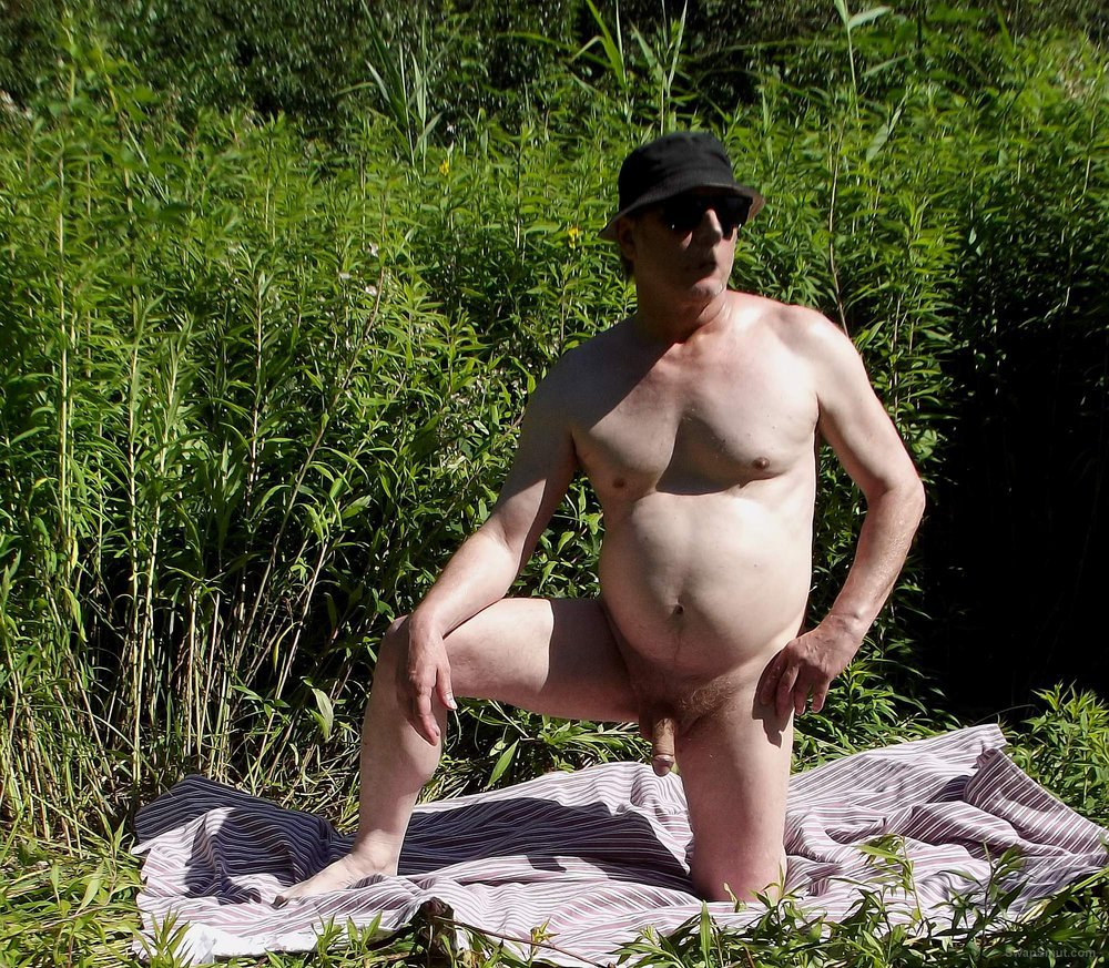 Nackt sein ist geil