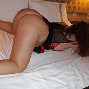 Sexy wife 32 year old teach horny ass on display for you