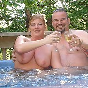 Mature swinging couple share their fun with us chubby loving
