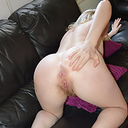 Please meet, seduce and creampie her wet pussy in front of me my petite hot blonde wife