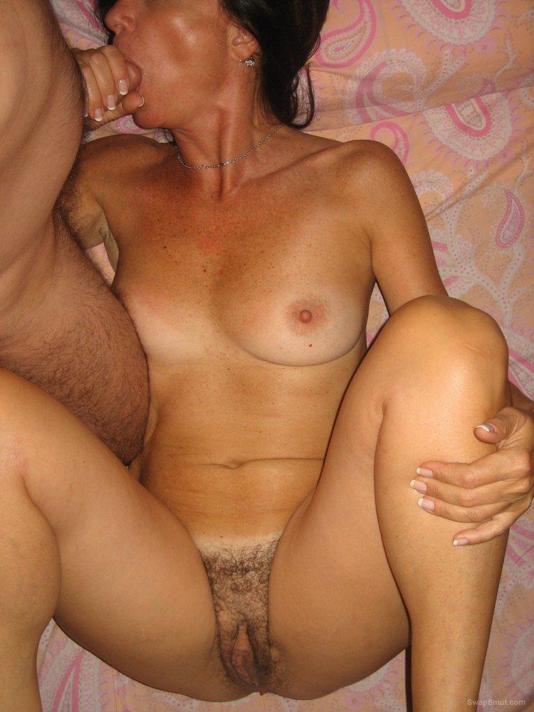 Mature Huge Natural Tits Hairy