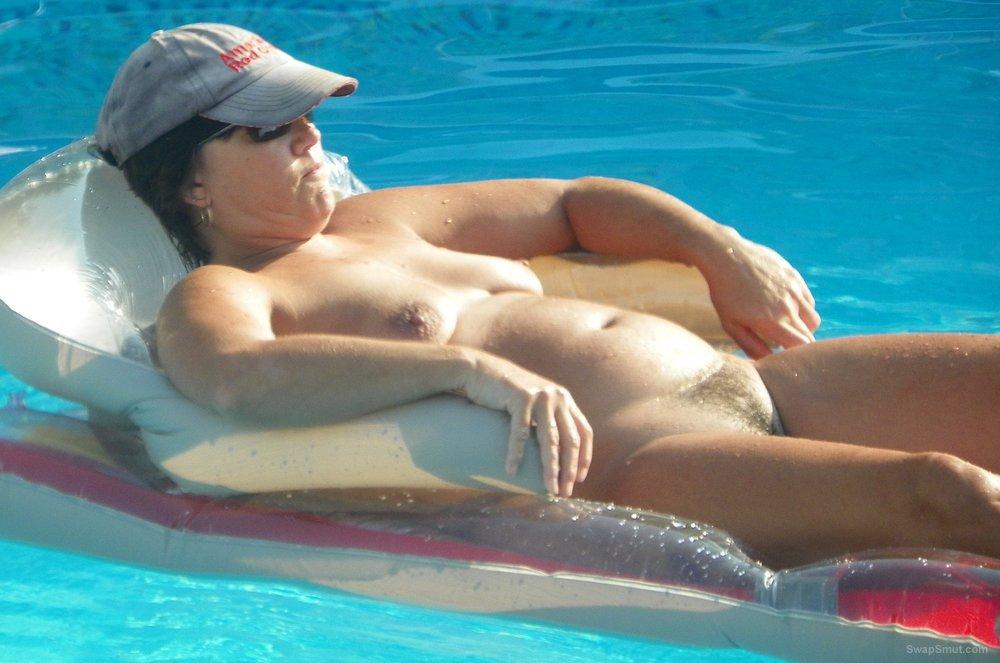 Looking naked neighbor wife