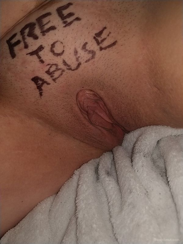 Comment on my Whore wife, No limits she loves hearing
