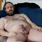 nude chubby male