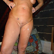 COMING ON PUSSY AFTER SORDID BONDAGE SESSION