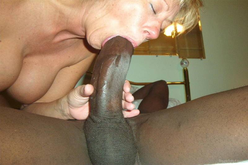 Super sized black dicks for married white wives
