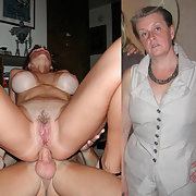Mature bitches fucking stranger and liking the feeling of loose sex