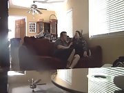 Slut wife meets up with lover for quick lunch break fuck
