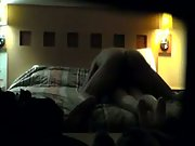 My best friend fucked my wife in the hotel room hidden camera