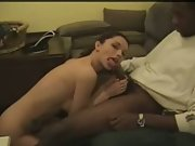 Amateur wife gives up her tight warm asshole to a black guys cock