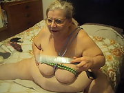 new vid 3 showing off bbw spanked and big boobs tied
