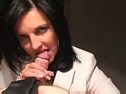 German wife knows how to use her hands