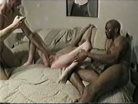 Cherrys 1st interracial video