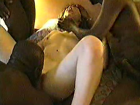 Cuckold French Wife Enjoys Interracial Swingers Party