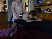 Billy Mac fucking Mistress Malicia in the ass