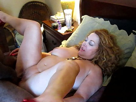 Chubby blonde wife loves bbc