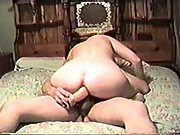 Wife loves two cocks both holes stuffed